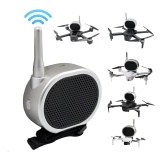RC Drone Speaker Accessories Drone Megaphone Wireless Small Radio Voice Broadcaster