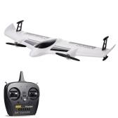 Mirarobot M600 RC Самолет 2,4 ГГц RC Самолет 6CH Пульт дистанционного управления Пена планер RC планер самолет с фиксированным крылом игрушки для взрослых детей