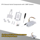 FPV General Aerial Component with 1.0MP Camera for Syma X5C/X8C MJX X600/X400 RC Quadcopter Drone
