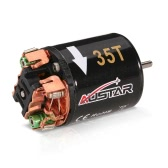 AUSTAR 540 35T Brushed Motor for 1/10 Off-road Monster Truck Bigfoot RC Car