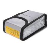 Lipoバッテリー防火防爆ストレージバッグDJIファントム3/4 FPVドローンクアドコプターの保護ケース