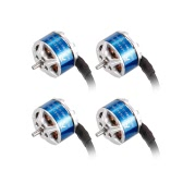4pcs SUNNYSKY R1104 7500KV 2-3S Motore brushless per 60 70 80 90mm Micro FPV Racing Drone Quadcopter