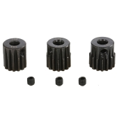 SURPASS HOBBY 32P 13 14 15T Metal Pinion Motor Gear for 1/10 1/8 RC Buggy Car Monster Truck