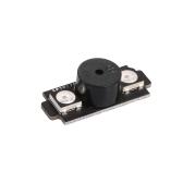 HGLRC 2-w-1 WS2812B 5V LED z lampą sygnalizacyjną Brzęczyk silnika dla Naze32 F3 CC3D Sterowanie lotem FPV RC Drone