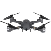 Attop XT-1 WIFI 2.4G 6-axis Gyro FPV 2.0MP Camera 3D Flip Altitude Hold Foldable RC Quadcopter