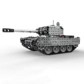 952 Pcs RC Battle Tank Car Building Blocks juguetes educativos