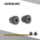 2Pcs GoolRC M1 5mm 14T pignone motore per 1/8 RC auto spazzolato motore Brushless