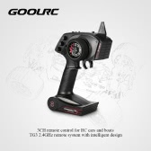Original GoolRC TG3 Digital Radio Remote Control Transmitter with Receiver for RC Car Boat