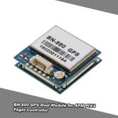 Modulo GPS Ublox NEO-M8N BN-880 dual esterno attivo Antenna GPS supporto GLONASS per APM PIX4 regolatore di volo