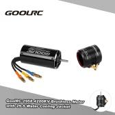 Original GoolRC 2958 4200KV Brushless Motor und 29-S Wasserkühlung Jacke Combo Set für 600-800mm RC Boot