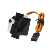 FT009-14 Servo Module with Fixed Cover Boat Spare Part for Feilun FT007 FT009 RC Boat