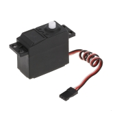 ZD Racing 3.5KG Steering Servo 4.8V-6V 0.10sec/60°Plastic Gear Waterproof Servo for 1/10 1/12 RC Car
