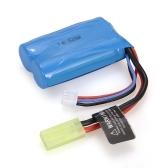 Batteria agli ioni di litio da 7,4 V 850 mAh per PXtoys 9302 Buggy fuoristrada RC 4x4 da 418
