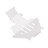 Protezione per sottoscocca per telaio in alluminio metallico per cingoli TRXXAS TRX-4 RC