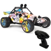 KYAMRC 1880 2.4G 1:20 Graffiti RC Buggy Racing Car