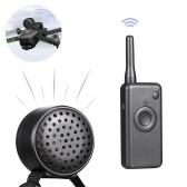 Drone Megáfono RC Altavoz inalámbrico Carga USB Control remoto Antena Emisión ruidosa