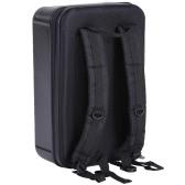 Affaire sac à dos de ABS noir coquille dure pour Hubsan X4 H501S Quadcopter