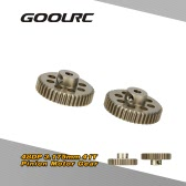 GoolRC 2Pcs 48DP 3.175mm 41T Pinion motoreduktora dla RC Car szczotkowana bezszczotkowy