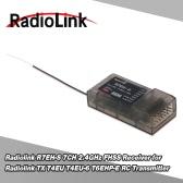 オリジナル Radiolink R7EH-S 7CH 2.4 GHz FHSS レシーバー Radiolink テキサス州 T4EU T4EU 6 T6EHP E RC 送信機用