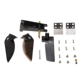 Feilun FT011-4 Steering Engine Rudder Tail Vane Unit Spare Parts Kits for Feilun FT011 2.4G Brushless RC Boat