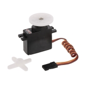 Power HD HD-1711MG 3.5KG / 0.11s Servo analogico ad alta coppia con ingranaggio in metallo per RC Car Boat Helicopter Airplane