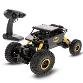 JD TOYS 699-89AL 1/18 2.4G 4WD Batman Rock Crawler RC Buggy Car RTR