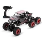 D819 1/14 2.4GHz 6WD RC Rock Crawler Buggy Arrampicata fuoristrada Car Truck Kids Toy
