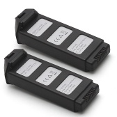 2Pcs Original 7.4V 1800mAh Li-po Battery for MJX B5W Bugs 5W Brushless RC Quadcopter