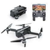 SJ R / C F11 GPS 1080P 5G Wifi FPV Brushless Selfie RC Quadcopter Drone