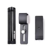 Совместимость с DJI Pocket 2 Держатель штатива из алюминиевого сплава для мобильного телефона для Pocket 2 Зажим для штатива для мобильного телефона