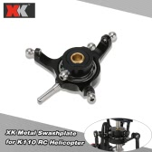Original XK K110-018 Metal Swashplate for XK K110 3D 6CH RC Helicopter