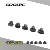 GoolRC M1 5mm 15T 16T 17T 18T 19T pignone ingranaggio motore Combo Set per 1/8 RC auto spazzolato motore Brushless