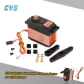 Oryginalny Cys-S8218 40 kg Metal Gear cyfrowe 6V-7.4V 0.18s-0.20s / 60 ° High Torque serwo HV 1/5 RC Car