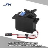 JX PDI-4503HB 3KG Plastic Gear Digital Standard Servo for RC Car Boat Drone Helicopter