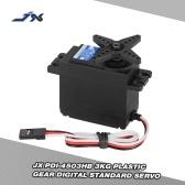 JX PDI-4503HB 3KG Plastikzahnrad Digital Standard Servo für RC Auto Boots Drone Hubschrauber