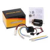 GoolRC 540 23T Brushed Motor with 60A ESC Combo for 1/10 On-road Drift Touring RC Car