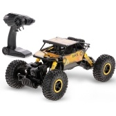 JD TOYS 699-95L 1/18 2.4G 4WD Rock Crawler RC Buggy Car