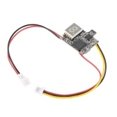 VTX03 Super Mini 5.8G 72CH 0 / 25mW / 50mw / 200mW Transmisor intercambiable FPV para RC Micro Racing Drone Qaudcopter