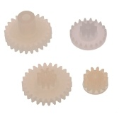 Motor Gear Set Parts per WLtoys A999 1/24 Big Wheel RC Car Off-Road Buggy Pickup Truck