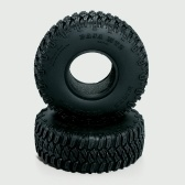 2PCS KillerBody 3.75inch Rubber Tyre