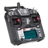 Transmetteur Flysky FS-i6X 2.4GHz 10CH AFHDS 2A RC avec récepteur FS-iA10B pour hélicoptère avion Drone RC