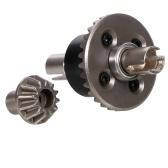 Ingranaggio differenziale in metallo per Wltoys 144001 124019 124018 1/12 1/14 RC auto