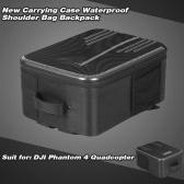 Nuovo trasporto caso impermeabile borsa a tracolla zaino per DJI Phantom 4 FPV Quadcopter