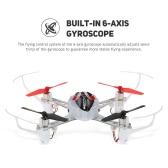 Oryginalny XK Tryb X100 zręczności 2.4G 6CH 3D 6G kryty Drone RC Quadcopter z odwróconą Flight RTF