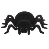 Radio Control RC Simulación Furry Electrónica Araña Scary Scream Wall Escalada Spider Toy Niños Regalo Halloween Sorpresa