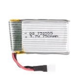 3.7V 750mAh Lipo Battery for DM106 SG600 RC Quadcopter WiFi FPV Drone