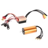 OCDAY B2445 3600KV Waterproof Senseless Brushless Motor