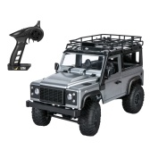 MN 99s 2.4G 1/12 4WD RTR Crawler RC Car Off-Road Truck for Land Rover Vehicle Models