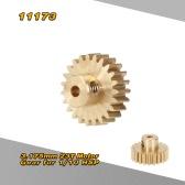 Ingranaggio del motore 11173 3,175 mm 23T per HSP 1/10 4WD RC auto
