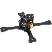 GEPRC GEP-TX5 Chimp 210mm X-Type 5in Fibra di carbonio FPV Racing Drone Quadcopter Kit telaio con XT60 Power Distributor LED